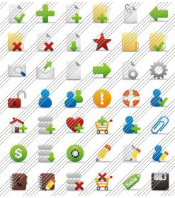 Professional Buttons Created With Expression Design Dwg Templates Expression Web