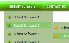 Modelli Frontpage Gratis Html Collapsible Menu Ms Expression