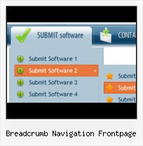 Banner Expression Design Submenu Programs For Microsoft Frontpage 2003